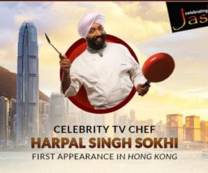 Meet Celebrity TV Chef Harpal Singh Sokhi at Jashan