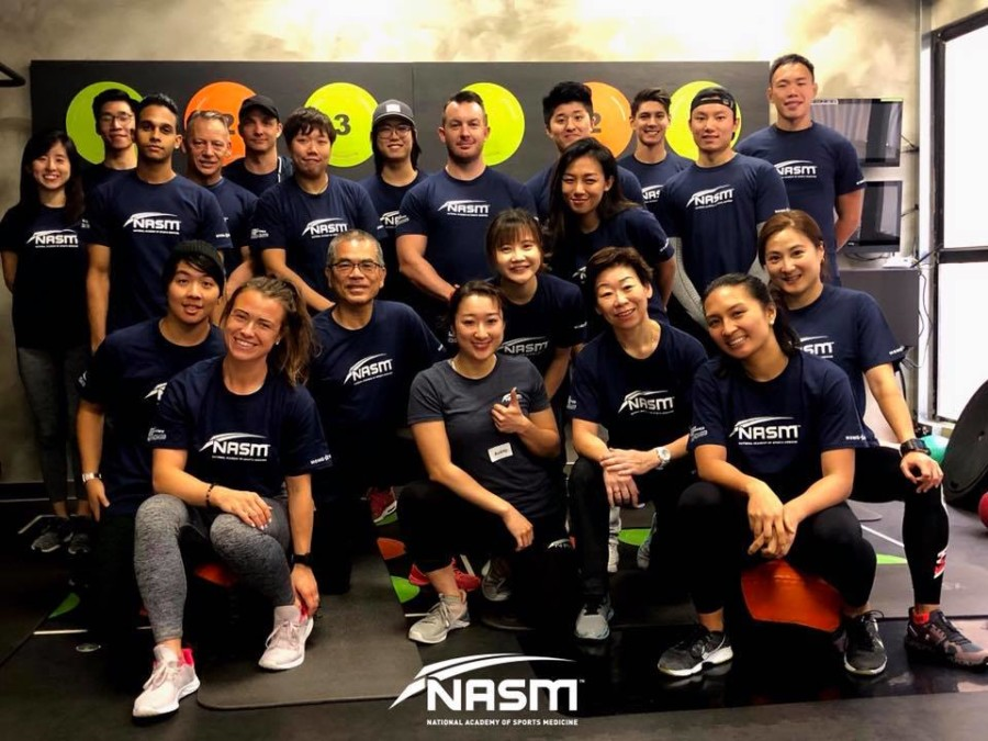 personal training qualifications in hong kong Optimum Performance Studio become a fitness coach in Hong Kong