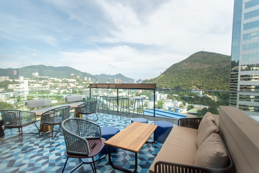 Ovolo Southside komune staycations in Hong Kong