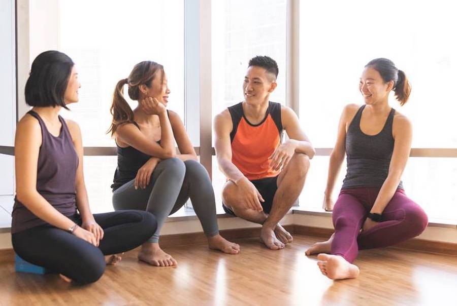 Pure Yoga yoga teacher training in Hong Kong