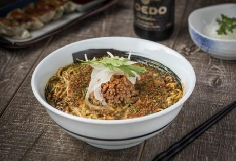 Ramen Cubism The Sky Bird Spicy White Soup new restaurants in Hong Kong