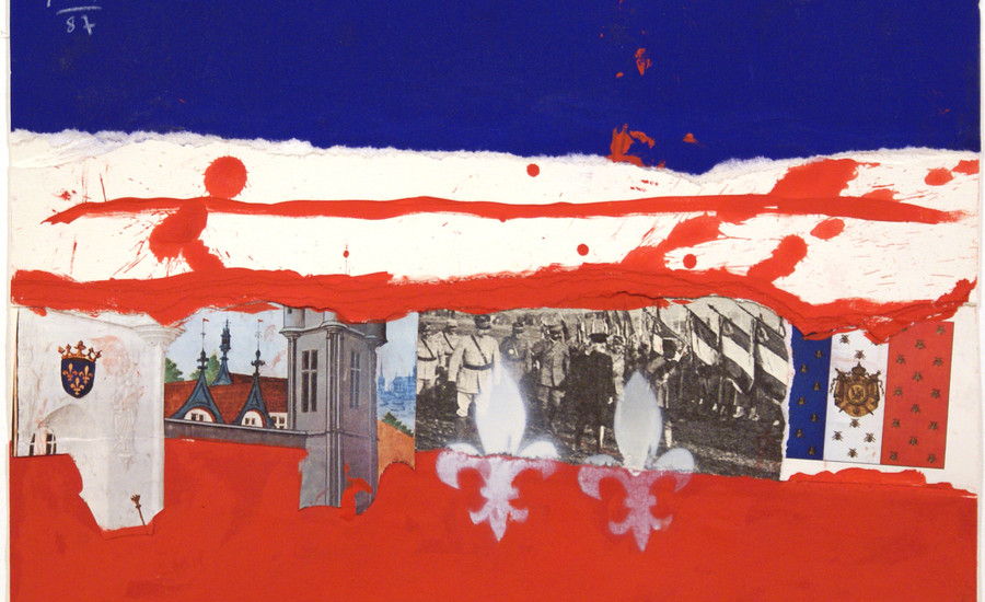 Robery Motherwell art exhibitions in Hong Kong