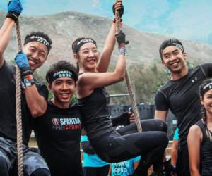 Spartan Race Hong Kong 2019