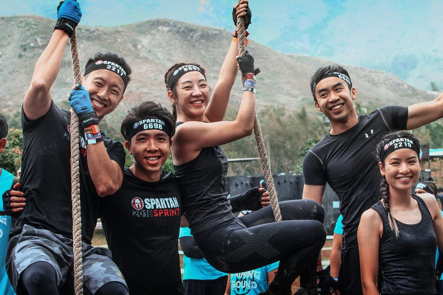 Spartan Race Hong Kong (Nov, 2019)