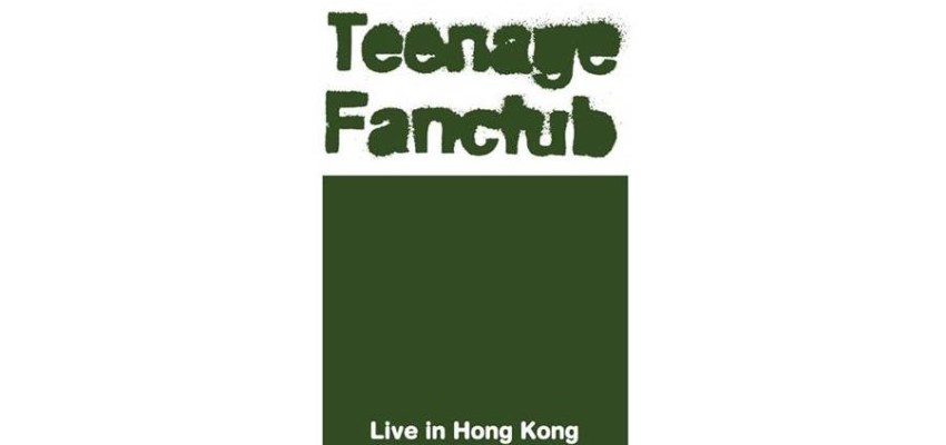 Teenage Fanclub Live in Hong Kong concerts gigs
