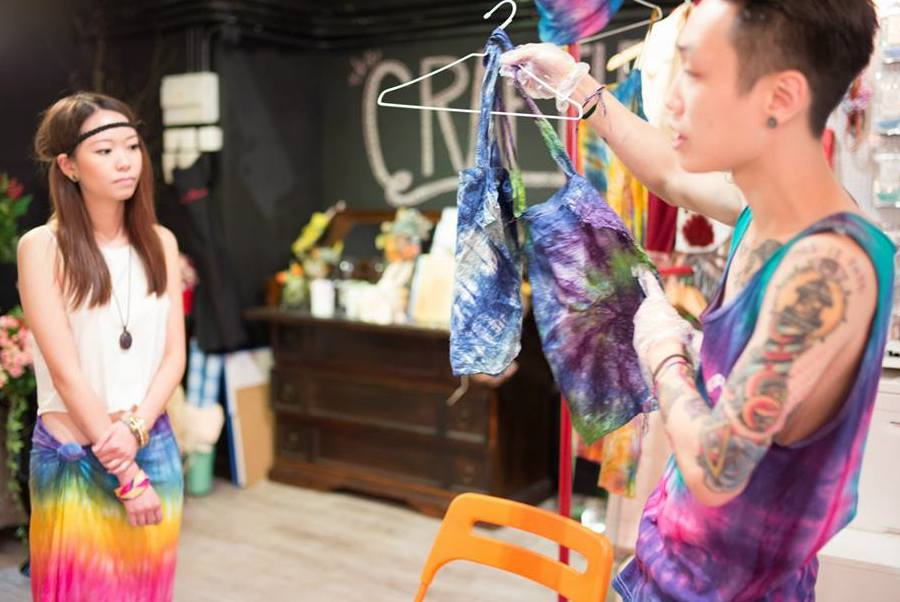 The Crafties coworking spaces in hong Kong