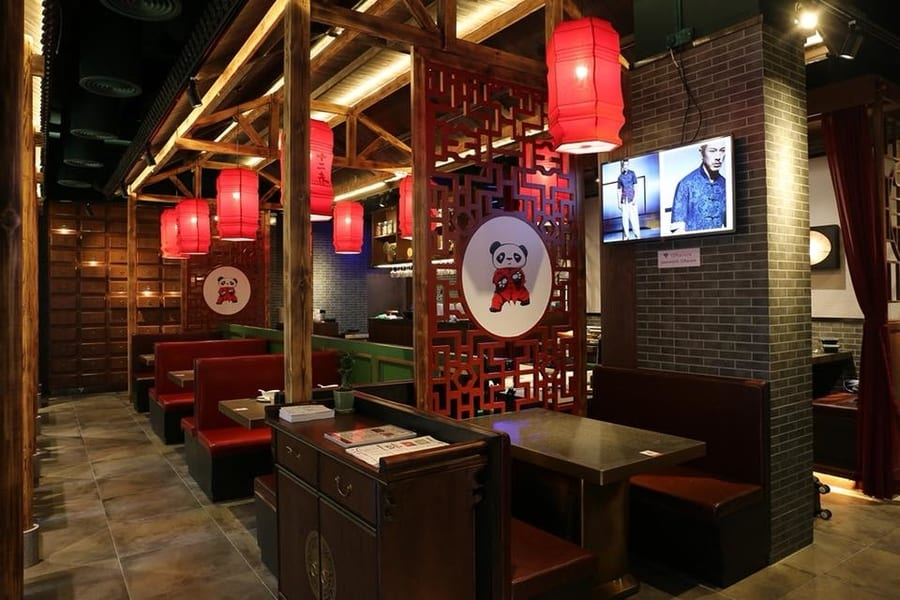 Twelve Flavours Chinese restaurants in Hong Kong