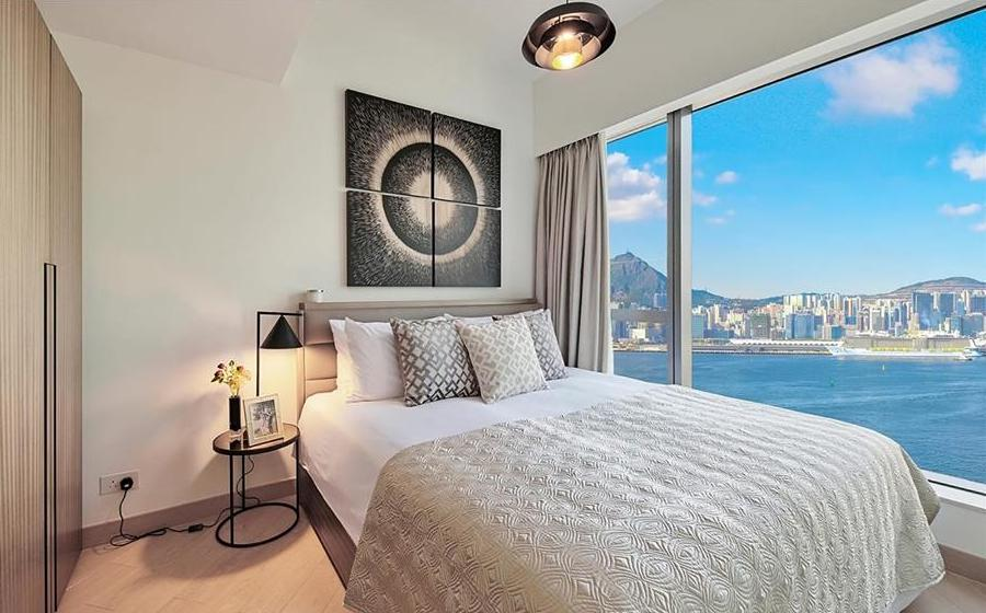 Victoria Harbour Residence serviced apartments in Hong Kong