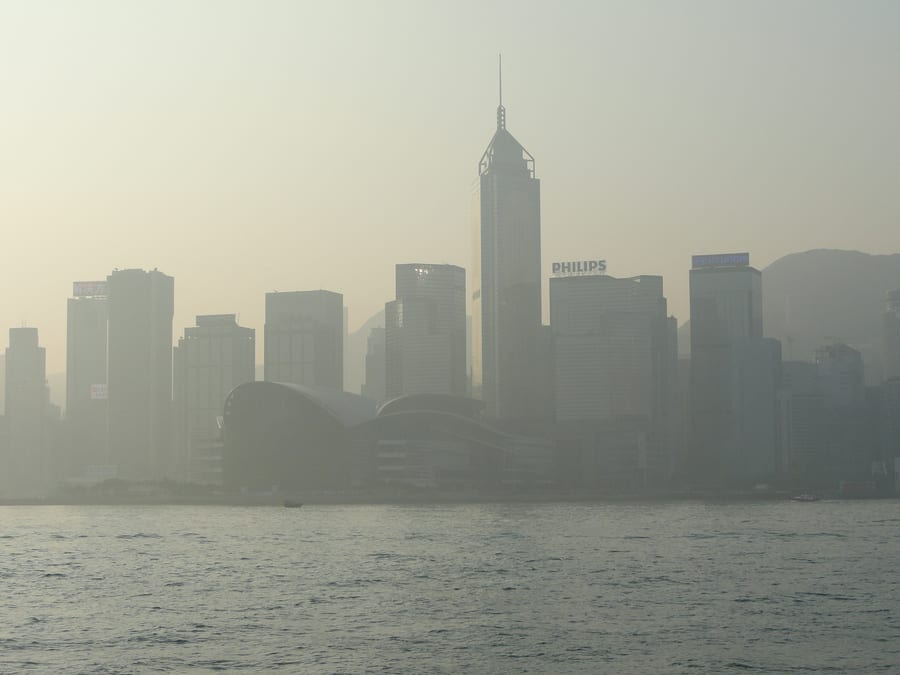After the smog is gone: Pollution in Hong Kong just got realer than a real thing, but what can you do?