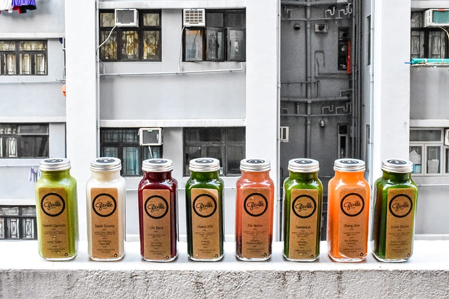 genie juicery 3-day cleanse detox