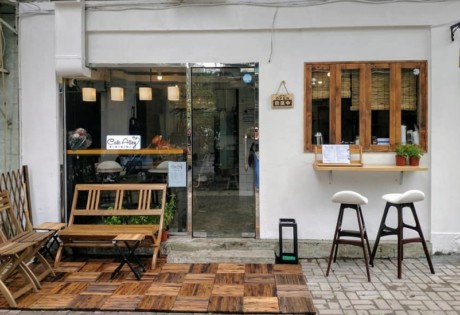 new cafes in Hong Kong Cafe Alley
