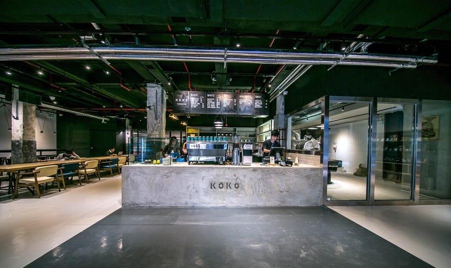 new cafes in Hong Kong 2019 KOKO Coffee Roasters