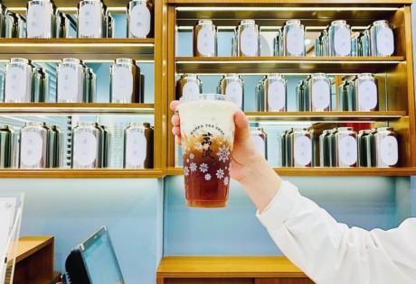 new cafes in Hong Kong Wanpo Tea Shop