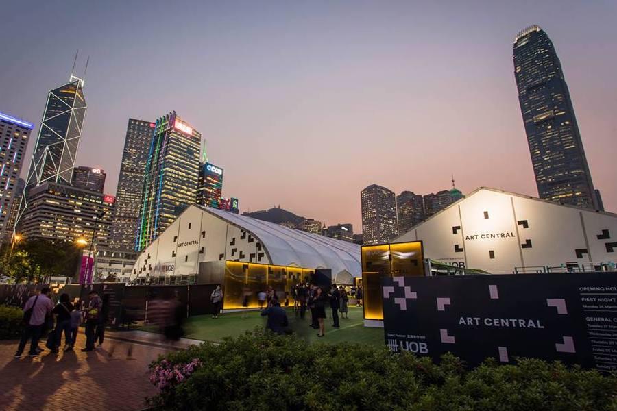 Art Central Hong Kong 2019