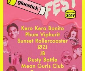 Gluestick Fest Hong kong concerts