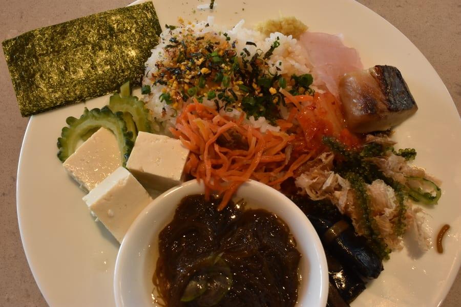 Hyatt Regency Seragaki Island Okinawa Serale breakfast Urizun