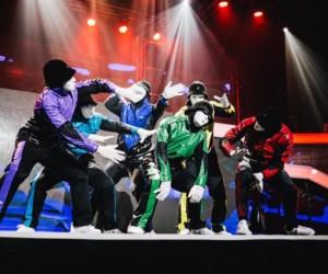 Jabbawockeez Live in Macau Hong Kong concerts