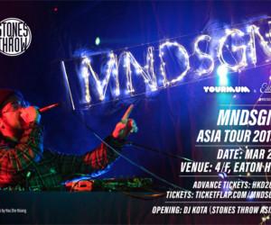 Mndsgn Live in Hong Kong concerts