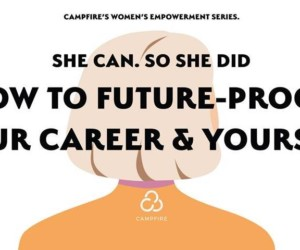 She Can. So She Did International Women's Day events in Hong Kong
