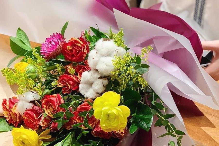 Short Flower Course creative courses in Hong Kong