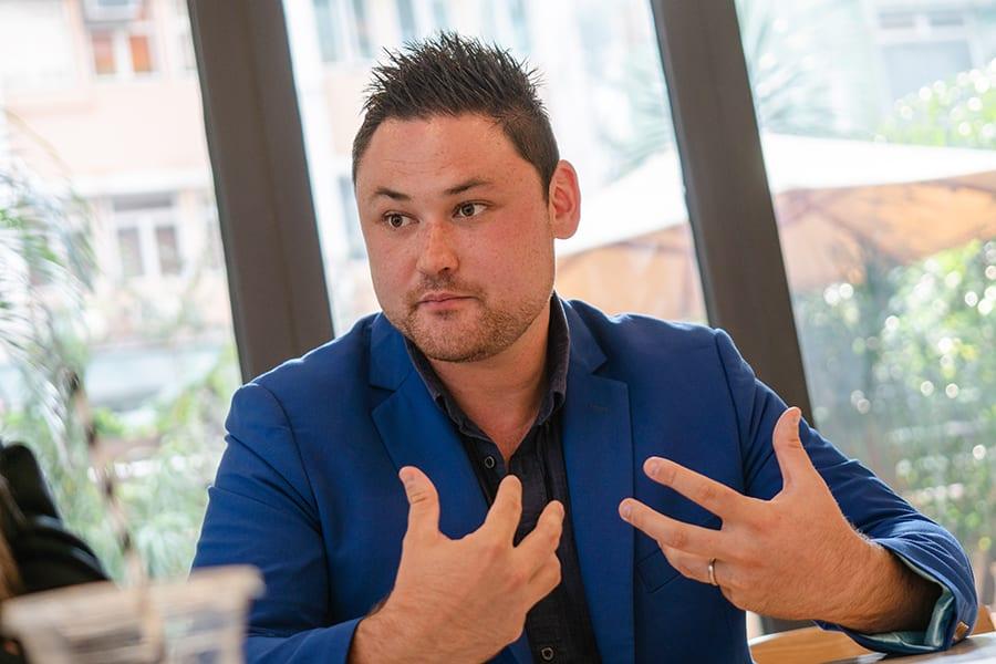Talking Mental Aaron Stadlin-Robbie