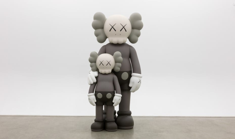 ALONG THE WAY, KAWS art exhibitions in Hong Kong