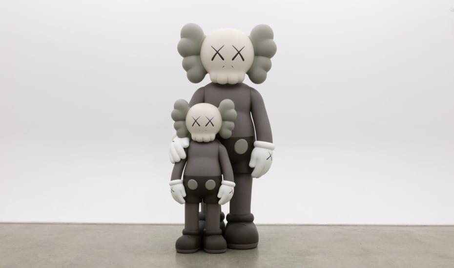 ALONG THE WAY, KAWS art exhibitions in Hong Kong