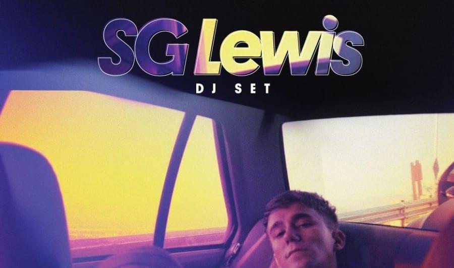 SG Lewis Hong Kong concerts