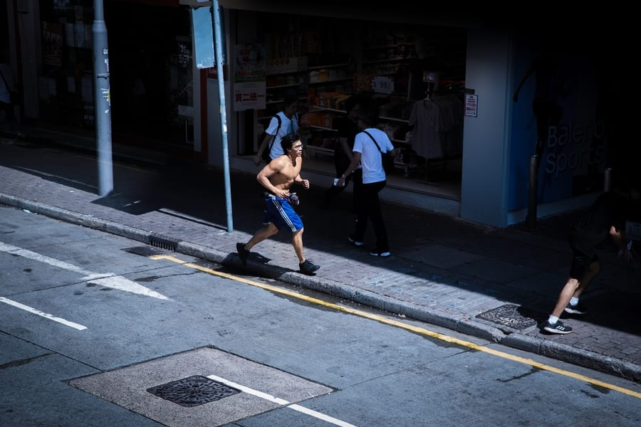 Our wellness guru Avey Cortes shares his experience with plogging in Hong Kong