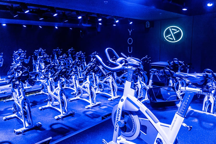 I want to ride my (stationary) bicycle: Why I'm obsessed with getting my spin on at XYZ