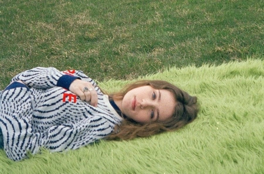 American bedroom pop sensation Clairo talks about her musical influences