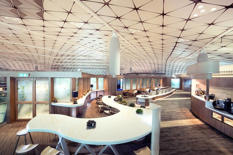 Club Autus - HK Airlibes airport lounges in Hong Kong