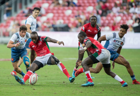 HSBC Singapore Rugby Sevens 2019
