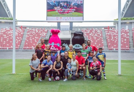 HSBC Singapore Rugby Sevens 2019 main image