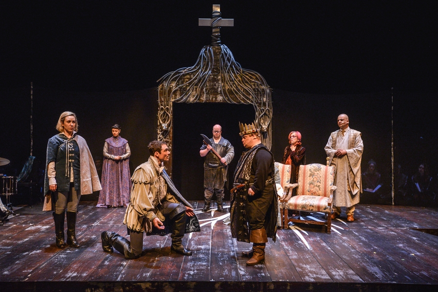 Betrayed love meets power struggle: King Arthur's Night is one of the highlights at No Limits