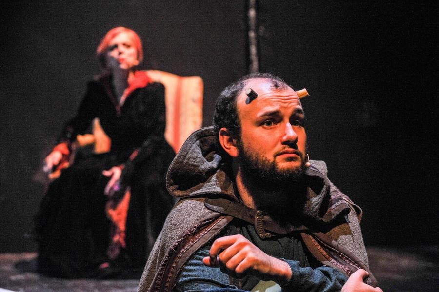 King Arthur's Night Nicola Lipman and Anton Lipovetsky