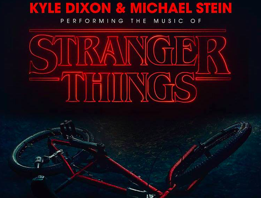 Kyle D. & Michael S. Perform the Music of Stranger Things Hong Kong concerts