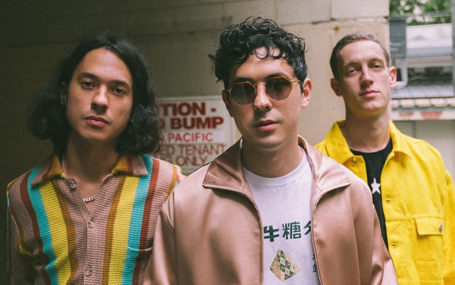 Indie rock band Last Dinosaurs talks us through the band's origin story and funniest moments