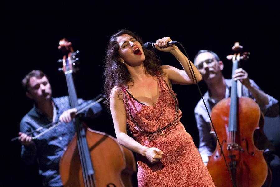Sílvia Pérez Cruz ensemble Hong Kong Arts Festival concerts