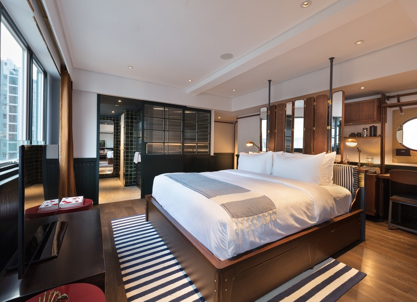 The Fleming Wan Chai extra large room