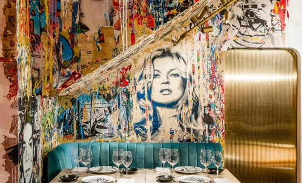art bars in Hong Kong Bibo