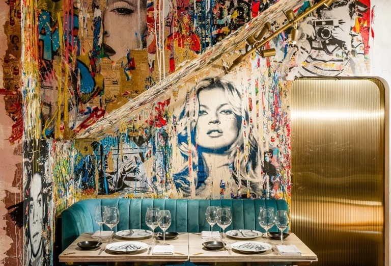 Grab a drink at these art bars in Hong Kong and take in paintings and photography as you sip
