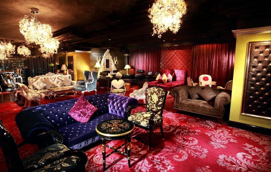 art bars in Hong Kong dada bar & lounge