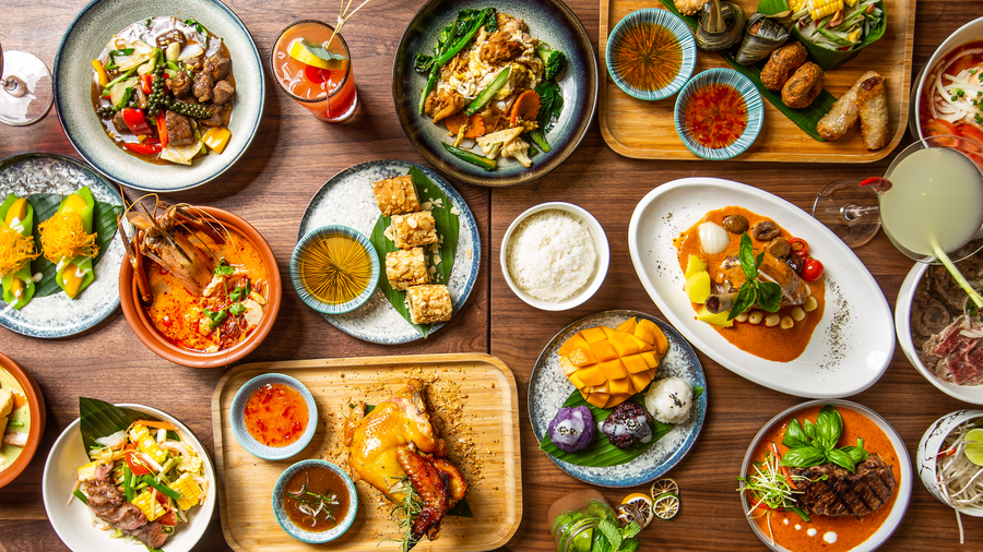 new restaurants in Hong Kong 2019 Mint & Basil