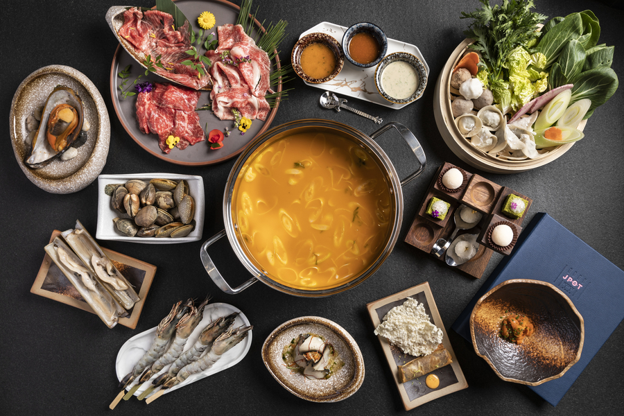 new restaurants in Hong Kong 2019 J Pot by Gosango