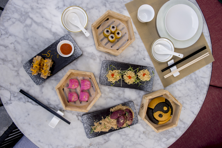 new restaurants in Hong kong 2019 She