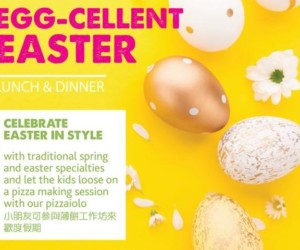 DiVino Patio Egg-cellent Easter with Pizza Making