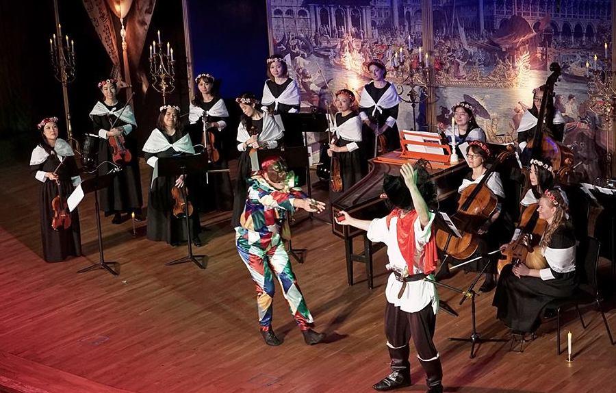 Hong Kong arts groups City Chamber Orchestra of Hong Kong