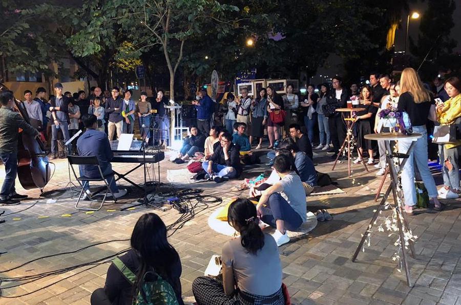 Hong Kong arts groups Hong Kong Arts Centre