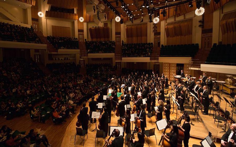 Hong Kong arts groups Hong Kong Philharmonic Orchestra